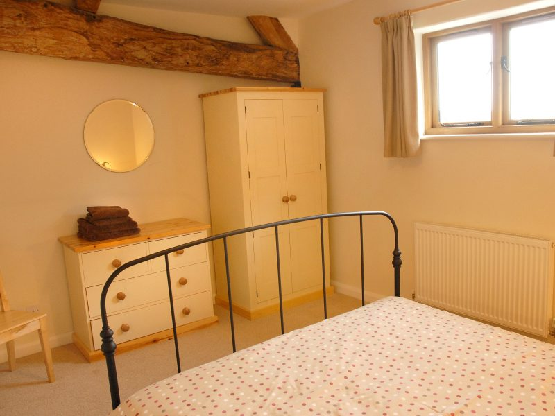 The Old Dairy double bedroom