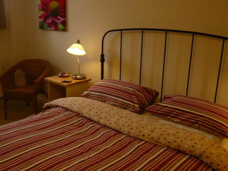 Old Dairy Downstairs bedroom